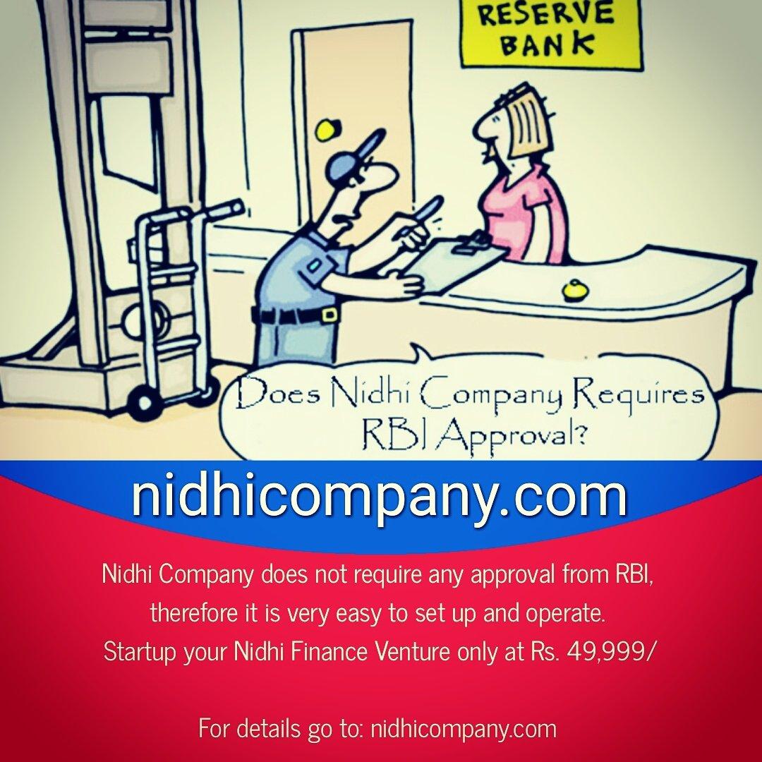 nidhi company registration fee by ozg